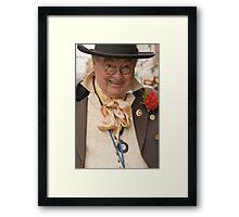 Mr Bumble Framed Print