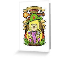 Brian Jones Greeting Card