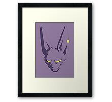 DBZ - Bills [Captionless] Framed Print