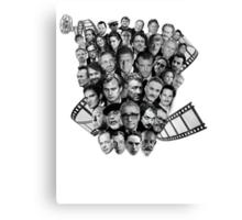 All directors films Canvas Print