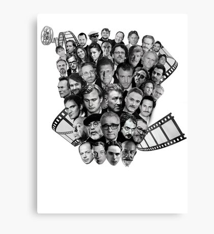 All directors films Canvas Print