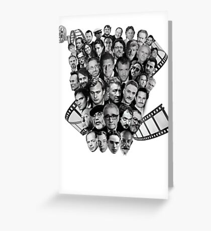 All directors films Greeting Card