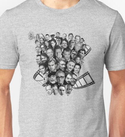 All directors films Unisex T-Shirt