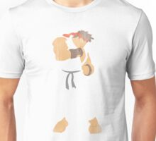 Project Silhouette 2.0: Ryu Unisex T-Shirt
