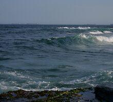 Peeling Wave by reflector