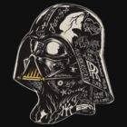 inked vader by gilois