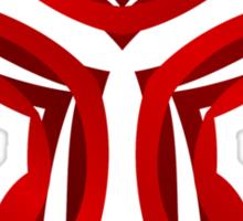 Open Arms Sticker