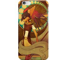 Down This Path iPhone Case/Skin