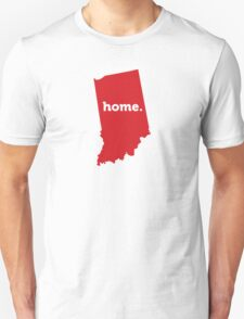 Indiana HOME RED T-Shirt