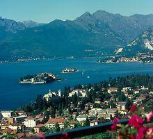 Italy Lake Maggiore Stresa by Luigi Petro