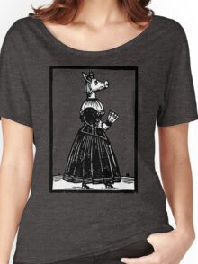 Miss Piggy - Old Style Women's Relaxed Fit T-Shirt