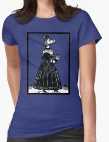 Miss Piggy - Old Style Womens Fitted T-Shirt