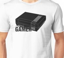 Retrogamer - Console Silhouette Unisex T-Shirt