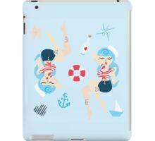 Oh Sweet Sailor iPad Case/Skin