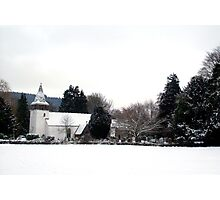 St Peter's Church - Monmouth Photographic Print