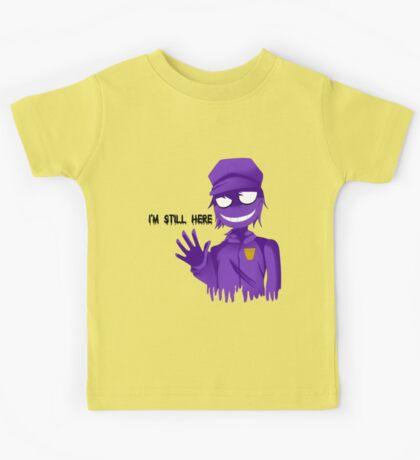 Purple Guy Kids Tee