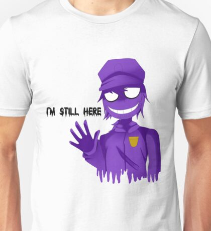 Purple Guy Unisex T-Shirt