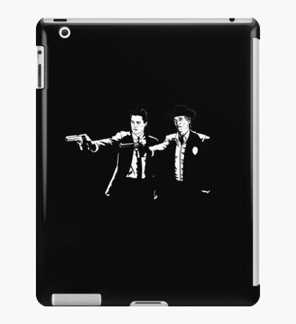 TP vs PF iPad Case/Skin