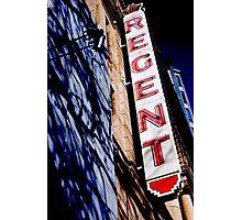 regent Photographic Print