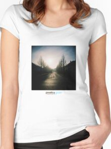 Holga Street Women's Fitted Scoop T-Shirt