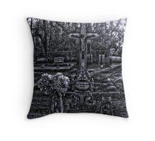 Light Eternal Throw Pillow