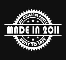 MADE IN 2011 by mccdesign