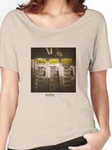 Holga Burgers Women's Relaxed Fit T-Shirt
