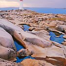 The Light at Peggy&#x27;s Cove by Nancy Barrett
