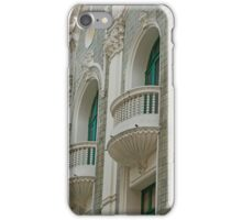 Ornate Architecture Details iPhone Case/Skin