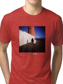 Holga Lighthouse Tri-blend T-Shirt