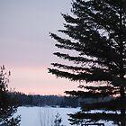 Sunrise over Fish Lake 09 by Shelby  Stalnaker Bortone