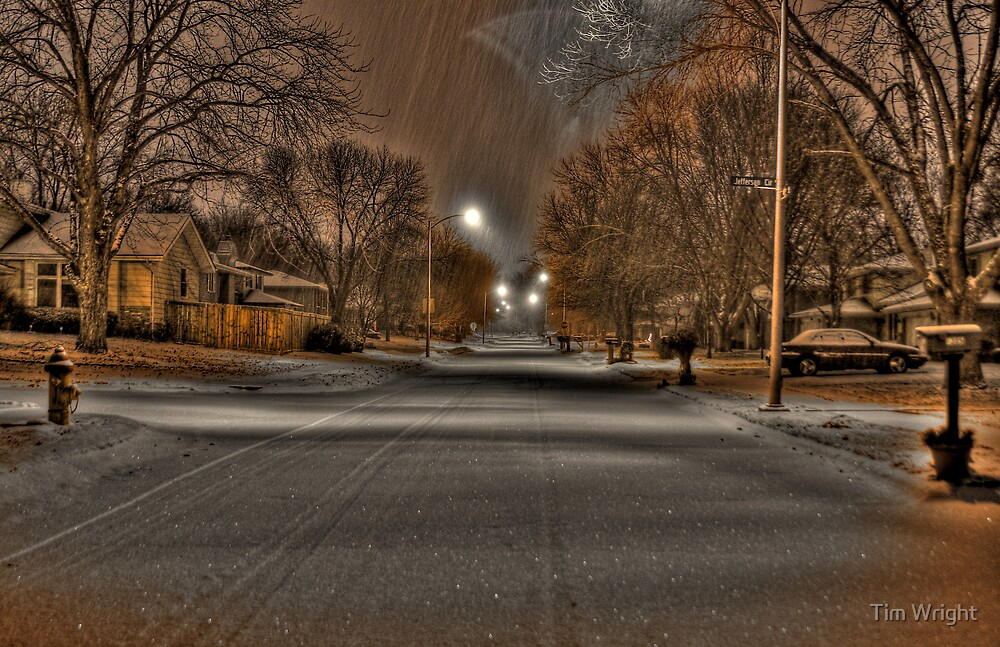 Our Street by Tim Wright