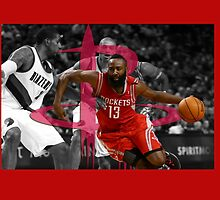 James Harden by ncudder99