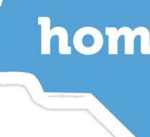 NC HOME Sticker
