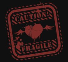 CAUTION! Dreamer Heart Inside by japu