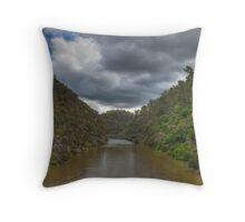 Cataract Gorge, Launceston Throw Pillow