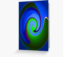 Colourscape Greeting Card