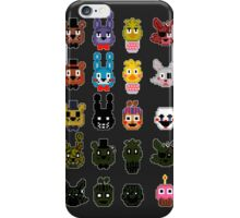 5 More Nights At Freddy's iPhone Case/Skin