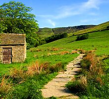Pennine Way, Edale by Mal Firth