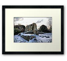 St Marys Church - Little Chart, Kent, UK Framed Print