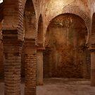 Arab Baths by Amanda Figueroa