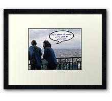 Have a Grateful Day Framed Print