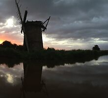 Horsey Windmill by AlexMaryM