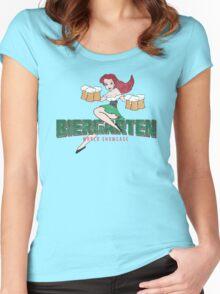 Biergarten! Part 2! Women's Fitted Scoop T-Shirt