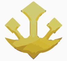 Trident Emblem Apple / WhatsApp Emoji Kids Clothes