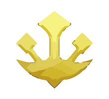 Trident Emblem Apple / WhatsApp Emoji by emoji