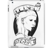 Die Antwoord Tattoo Style Yolandi  iPad Case/Skin