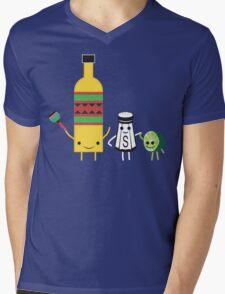 Tequila BBFs Mens V-Neck T-Shirt