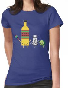 Tequila BBFs Womens Fitted T-Shirt