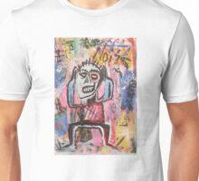 Untitled (Noise) Neo-Expressionism Unisex T-Shirt